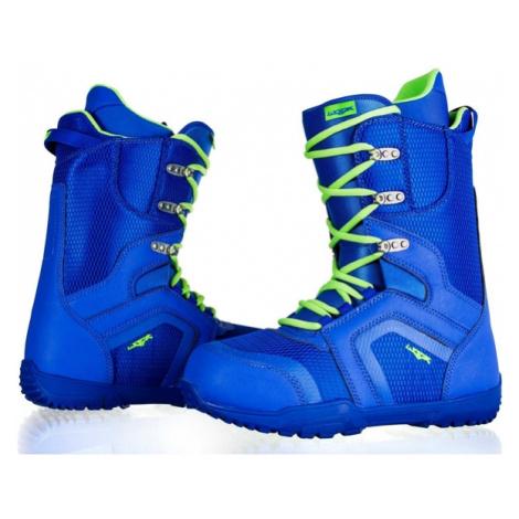 Buty snowboardowe | Niebieskie/Zielone Fairair blue Woox