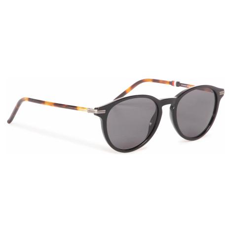 Okulary przeciwsłoneczne TOMMY HILFIGER - 1673/S Black Havana WR7