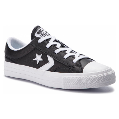 Trampki CONVERSE - Star Player Ox Bla 159780C Black/White/White