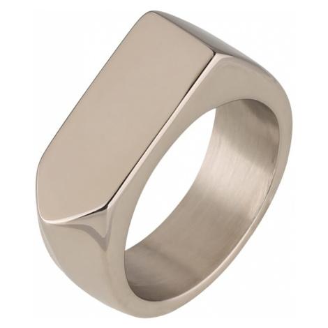 ROYAL-EGO Pierścionek 'Ring Classic Line II' srebrny
