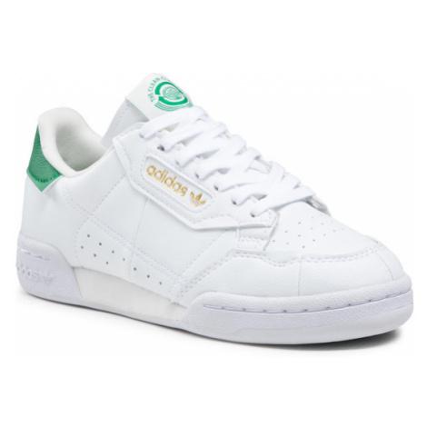 Adidas Buty Continental 80 FY5468 Biały